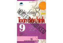 Các dạng toán điển hình lớp 9 tập 1 - Ths. Lê Đức
